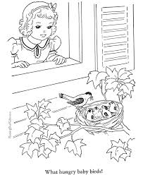 Small Picture Animal coloring book page Birds coloring pages