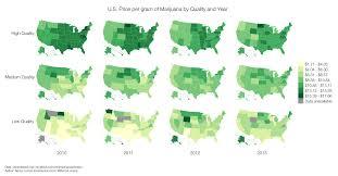 24 Maps And Charts That Explain Marijuana Vox