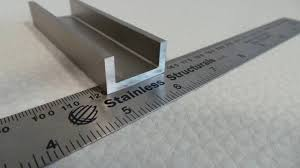 C Channel Standard Weight Chart Stainless Steel Channels Sizes And Sections Stainless