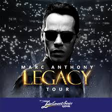 Marc Anthony Prudential Center Seating Chart Marc Anthony Returns To Prudential Prudential Center