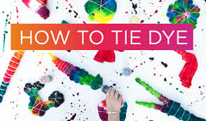 Image How to <b>Tie</b>-<b>Dye</b> Techniques