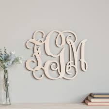 wood monogram vine craftcuts com