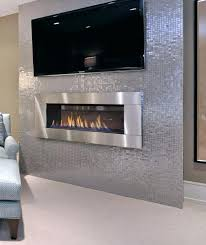 modern vent free fireplace empire vfll38fp90ln boulevard contemporary linear