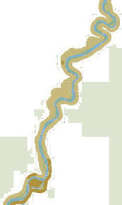 Lower Mississippi River Charts Lower Mississippi River Mile 716 To Mile 828 Marine Chart