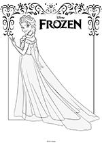 17 Kleurplaten Van Frozen