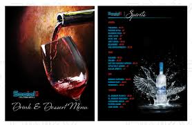 restaurant menu maker free menu design custom menu design service