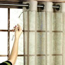 patio door curtain rod sliding door curtains pinch pleated ds for glass doors medium size of