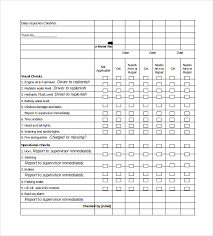checklist in excel daily checklist template 26 free word excel pdf documents