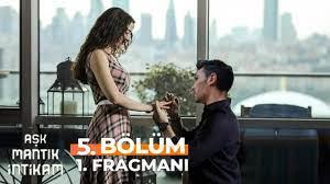 Aşk Mantık İntikam 5. Bölüm Fragmanı | Tekr