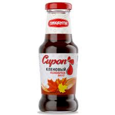 Отзывы о <b>Кленовый сироп Пиканта</b>