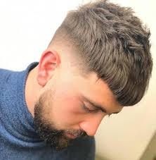 French Crop Fade 2019 Best Mens Hairstyle Variations