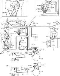 John deere wiring diagram diagrams engine l lawn tractor alternator