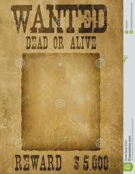 Unique Of Blank Wanted Poster Template Word Co Fbi Helenamontana Info