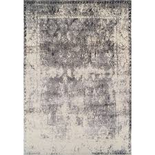 5 x 8 medium tan and gray area rug antiquity