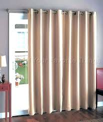 curtains sliding glass doors door curtain ideas contemporary window treatments for