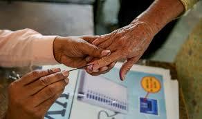 just like aadhaar voter id cards to go