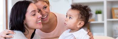 Adoption options for lesbian couples