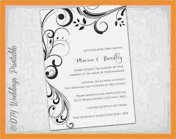 invitation t party and birthday invitation free wedding invitation templates for