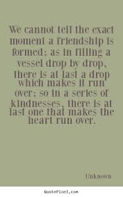 Quotes About Friendship Over Beauteous Friendship Quotes Sayings Pictures And Images