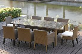Beautiful Patio Furniture Dining Table Dining Room Patio Dining