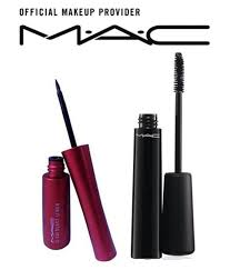 mac liquidlast eyeliner multi finish mascara makeup kit 18 gm mac liquidlast eyeliner multi finish mascara makeup kit 18 gm at best s in india