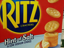 Ritz Crackers Nutrition Chart Crackers Nutrition Facts Eat This Much