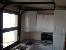 Garage Door In Kitchen Creative Garage Doors Roll Top Appliance ...