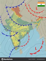 Weather Chart Stock Pictures Royalty Free Isobar Images