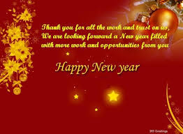 New Year Business Quotes Wishes