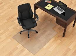 computer chair seat cushion. Accessories Excellent Transparent Plastic Computer Chair Mat Desk Legs Leather Seat Cushion With