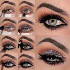 prom makeup tutorial fashionable silver diva the silver diva look is rather chic for all occasions and it suits younger women better