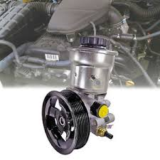 NEW Power Steering Pump For Toyota Hilux Innova Fortuner 1TRFE 2TRFE ...