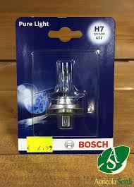 Ampoule Bosch H7 Pure Light Amazon Fr Bosch Ampoule Pure Light 1 H7 12v 55w