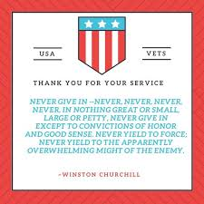 Veteran Quotes Gorgeous Our Favorite Veteran's Day Quotes Southern Living