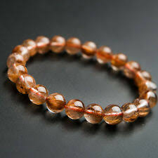 <b>Copper</b> Fashion Bracelets <b>Rutilated</b> Quartz for sale | eBay
