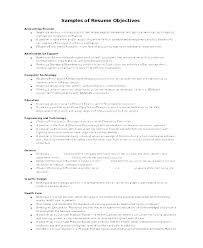 Career Objective Statement Examples Cool Examples Of Objective In Resume General Resume Objective Samples