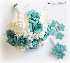 marissa fleur bouquet | ... ...: Turquoise Rose, White Gardenia And ...