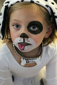 um image for simple face painting ideas for kids a she