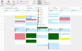 Create Outlook Organize Using Outlooks Color Categories Oxen Technology