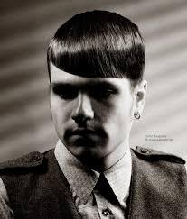 Hoe Korte Kapsels Mannen Opgeschoren Kapsels Halflang Haar