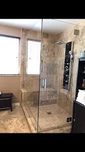 the original frameless shower