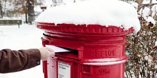 Christmas Last Posting Dates The Royal Mail Releases Posting