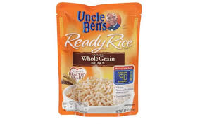 uncle ben s natural whole grain brown ready rice