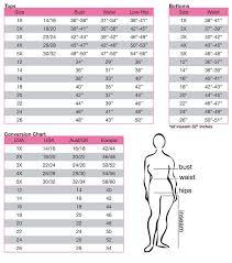 Womens To Juniors Size Chart Junior Plus Sizing Chart Size Chart Wedding Dress Sizes
