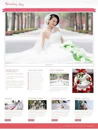 Wedding Website Templates Classy 28 Best Wedding Website Templates Free Premium FreshDesignweb