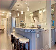 recessed led lighting spacing kitchen