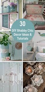30 diy shabby chic decor ideas