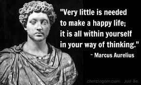 Marcus Aurelius Quotes Cool Marcus Aurelius Quote On Happiness Marcus Aurelius Pinterest