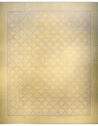 extra large vintage indian dhurrie carpet bb2398