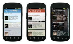 Blogger Mobile Template Official Blogger Blog Announcing Blogger Mobile Templates